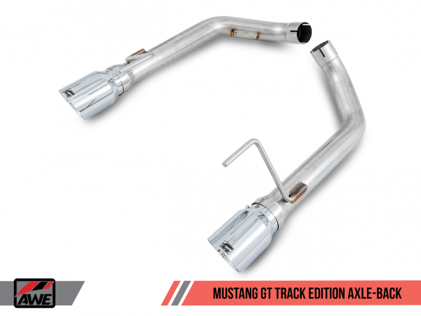 "AWE Tuning Ford Mustang GT ""Track Edition"" Axle Back 5,0 V8 2015-"