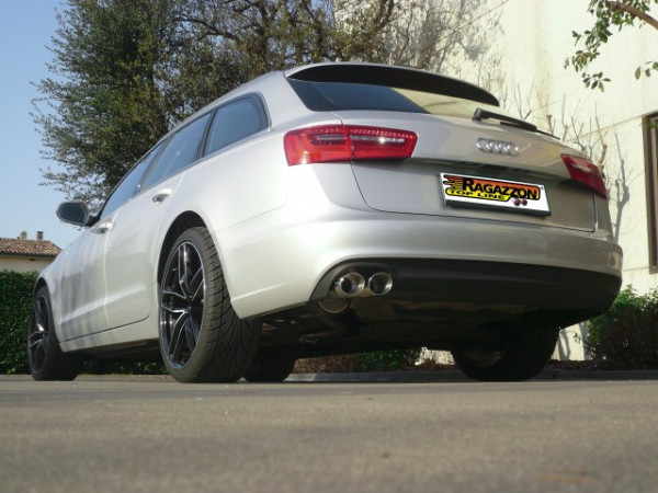 RAGAZZON Audi A6 (4G) Sportendschalldämpfer 2.0TDi