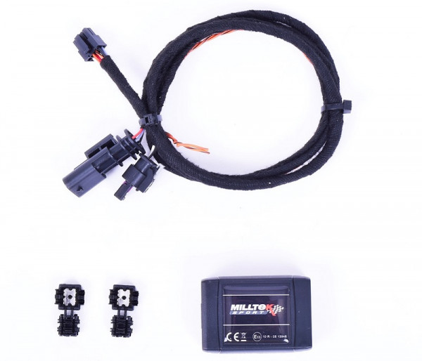 Active Valve Control System Ford Fiesta MK8 ST 200