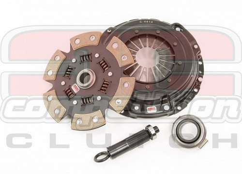 COMPETITION CLUTCH Stage 4 Kupplung Ford Focus ST MK3