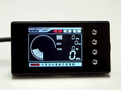 HKS EVC6-IR 2.4 Elektronischer Ladedruck Controller