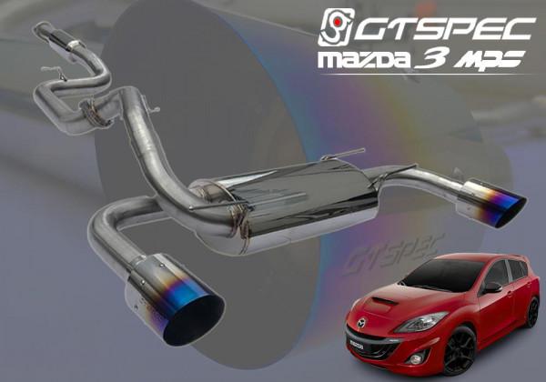 GT-Spec Komplettanlage Mazda 3 MPS BL