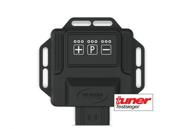 DTE SYSTEMS PowerControl Zusatzsteuergerät MERCEDES-BENZ C-KLASSE (W204) C 220 CDI (204.002) 163 PS