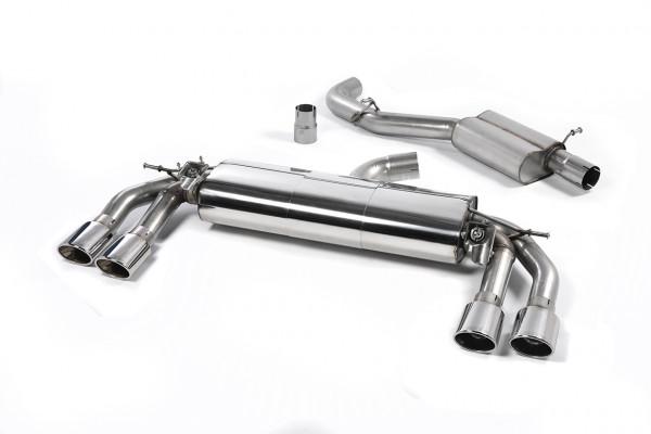 MILLTEK Audi TT Mk3 TTS 2.0TFSI Quattro Abgasanlage