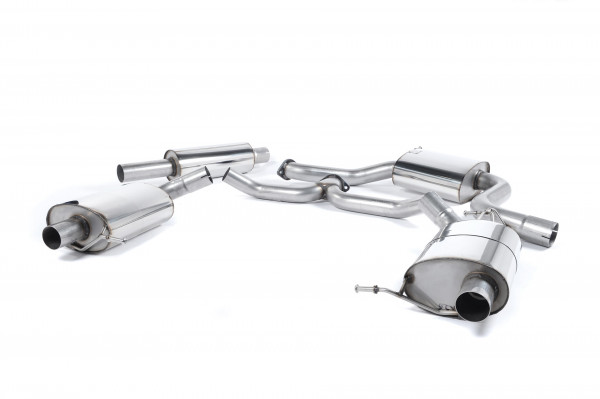 MILLTEK Skoda Octavia RS 2.0TSI Abgasanlage