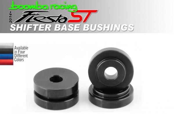 BOOMBA Racing Ford Fiesta ST Aluminum Shifter Base Bushings