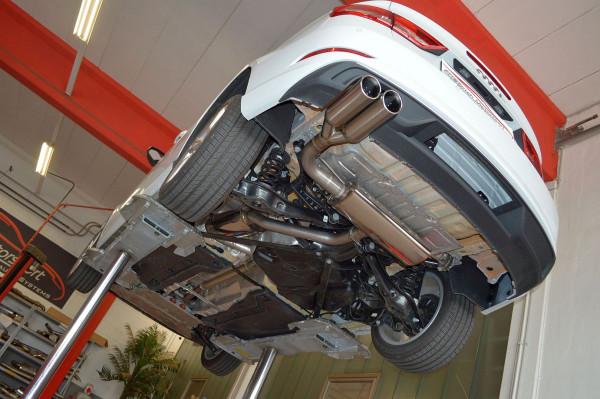 FMS Gr.A Anlage Audi A3 8V Cabrio Frontantrieb