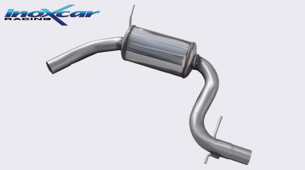 INOXCAR VW GOLF 6 1.4 TSi 2008-- Mittelschalldämpfer