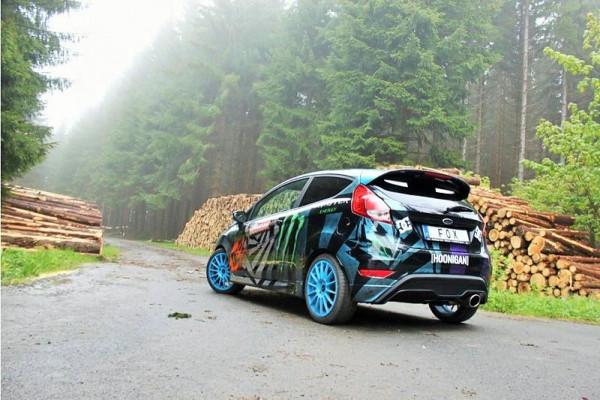 FOX Sportauspuff V2 Ford Fiesta ST Typ JA8 2012-