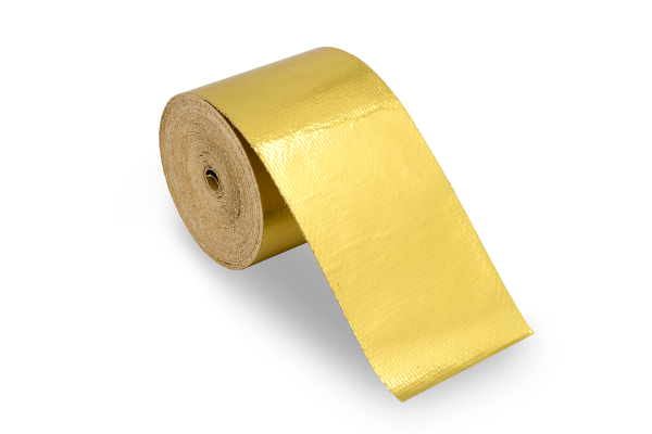 FUNK MOTORSPORT Gold Reflective Heat Tape