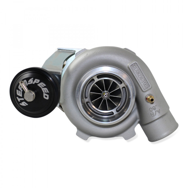 SteamSpeed STX 67R Ball Bearing Turbo Ford Focus ST 2013-