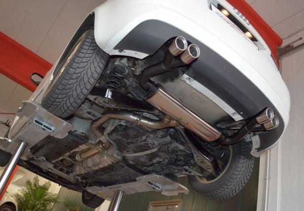 FMS 76mm Duplex-Anlage Audi A3 8P Sportback
