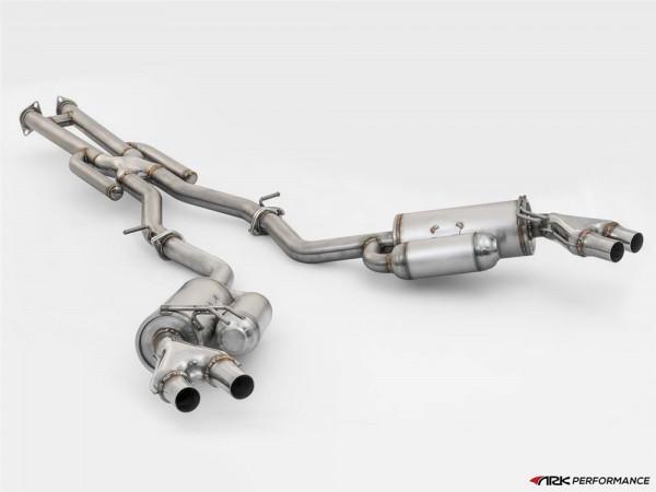 "ARK ""Grip"" Abgasanlage Kia Stinger 3.3 T-GDI"