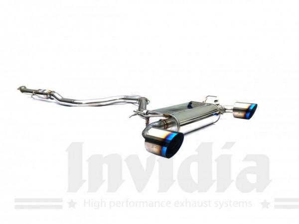INVIDIA Q300 Hyundai i30N Hatchback Komplettanlage ab OPF
