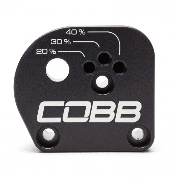 COBB Adjustable Shift Plate Ford Focus ST 2013-2018 + RS 2016-2018