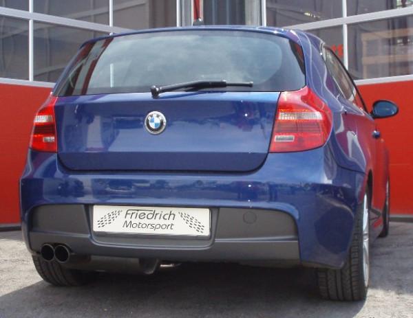 FMS Sportendschalldämpfer BMW 1er E81 / E87 118d / 120d