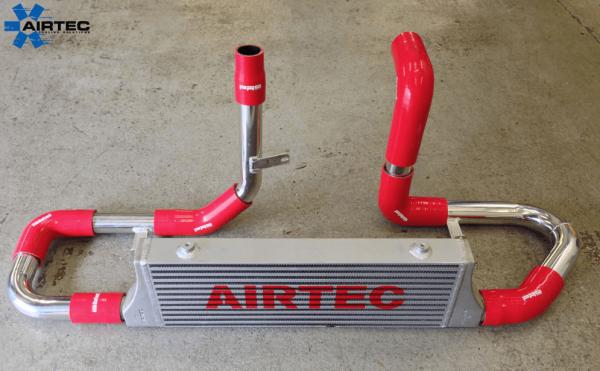 AIRTEC Fiat 500 Abarth Ladeluftkühler Kit