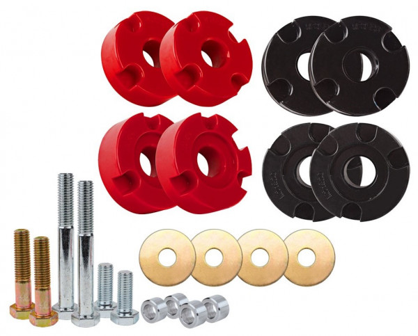 STEEDA Ford Mustang EcoBoost Differential Bushing Combo Kit Insert System - Street to Full Race