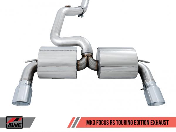 """AWE TUNING Ford Focus RS MK3 """"Touring Edition"""" Abgasanlage"""