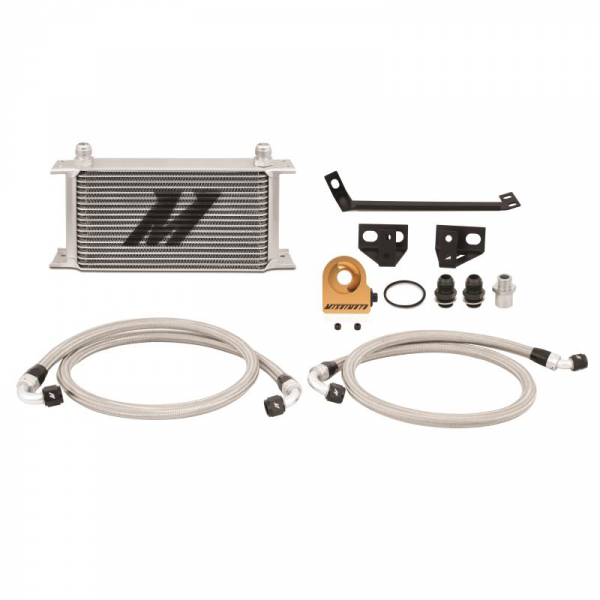 MISHIMOTO Öl-Kühler Kit Ford Mustang EcoBoost 2015-