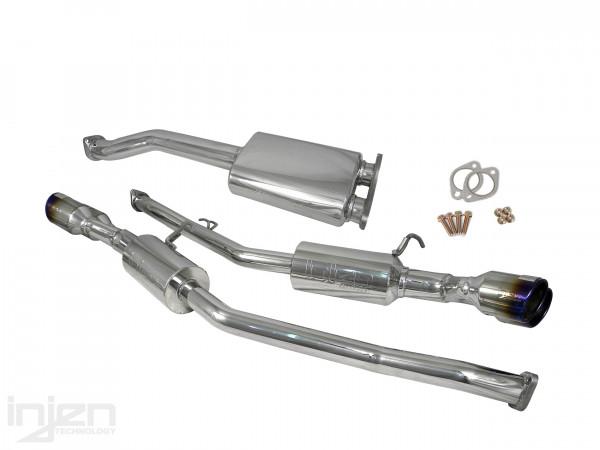 INJEN Abgasanlage Hyundai Genesis Coupé BK 2,0 Turbo