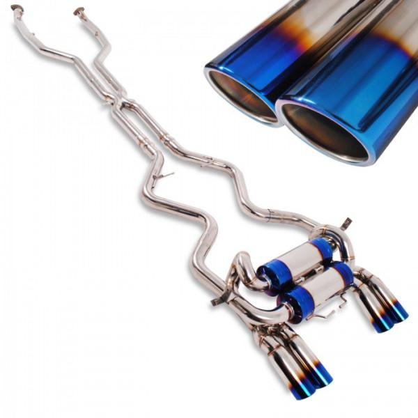 DIRENZA Abgasanlage BMW M3 E92