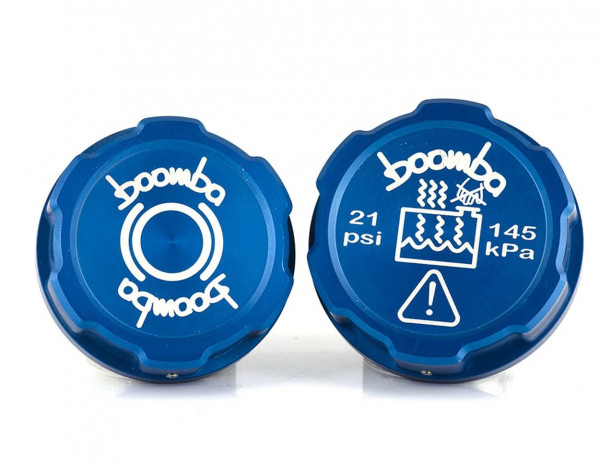 BOOMBA RACING Ford Focus ST / RS / Fiesta ST Set Motor Cap Covers