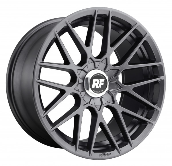 ROTIFORM RSE 8,5 x 19 Anthrazit
