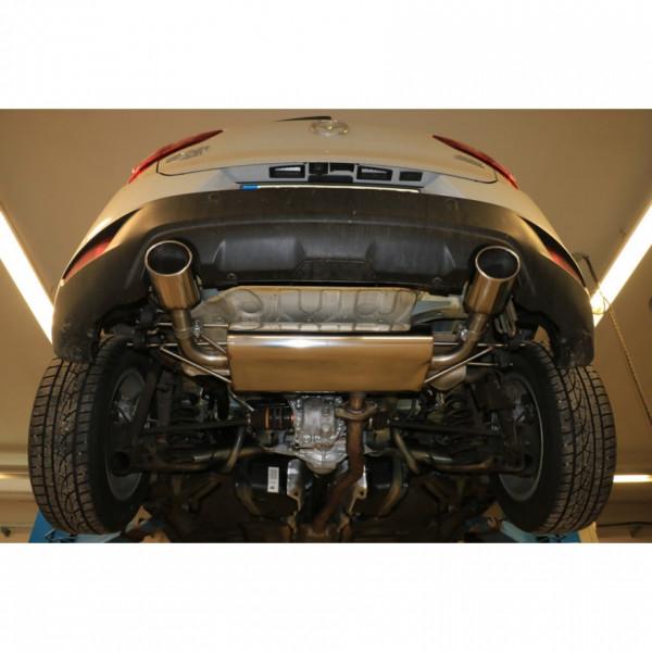 FOX Mazda CX3 Benzin DK AWD Sportendschalldämfer oval