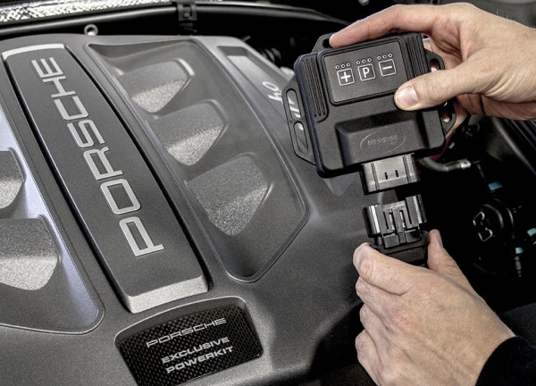 DTE Systems PowerControl PORSCHE MACAN 3.6 Turbo