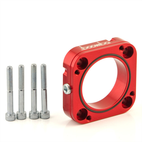BOOMBA Throttle Body Spacer Ford Fiesta ST 13-2017